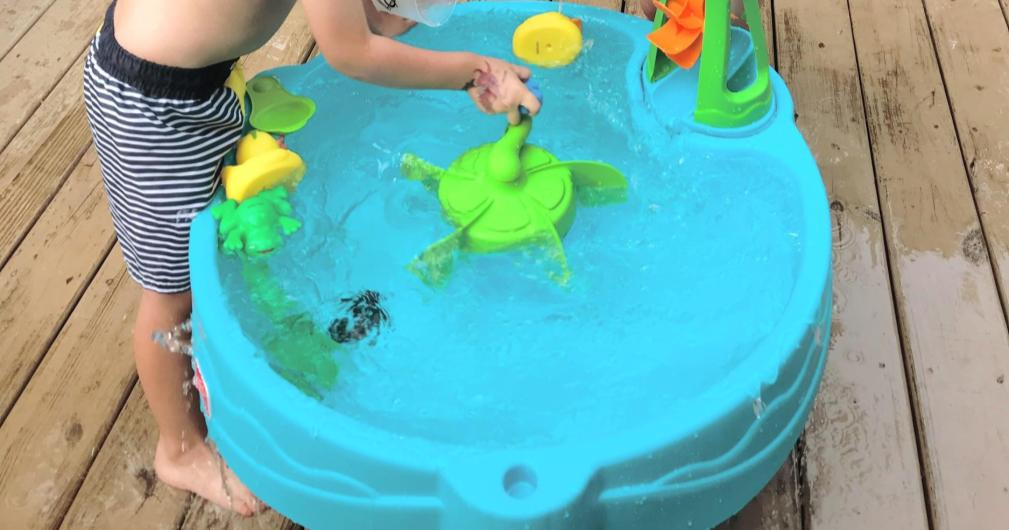 Water Table For Toddlers