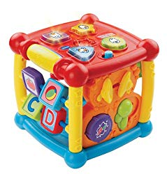 Educational Toys for 1 Year Olds Busy Learners Activity Cube