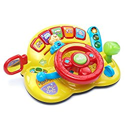 Educational Toys for 3 Year Olds Turn and Learn Driver
