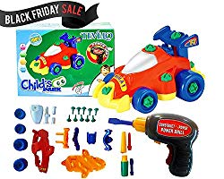 educational toys for 5 year old children take-a-part car