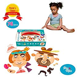 educational toys for 6 year old funny faces