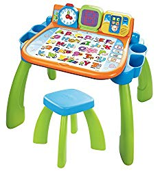educational toys for toddlers touch and learn activity desk
