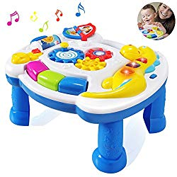 learning toys musical table