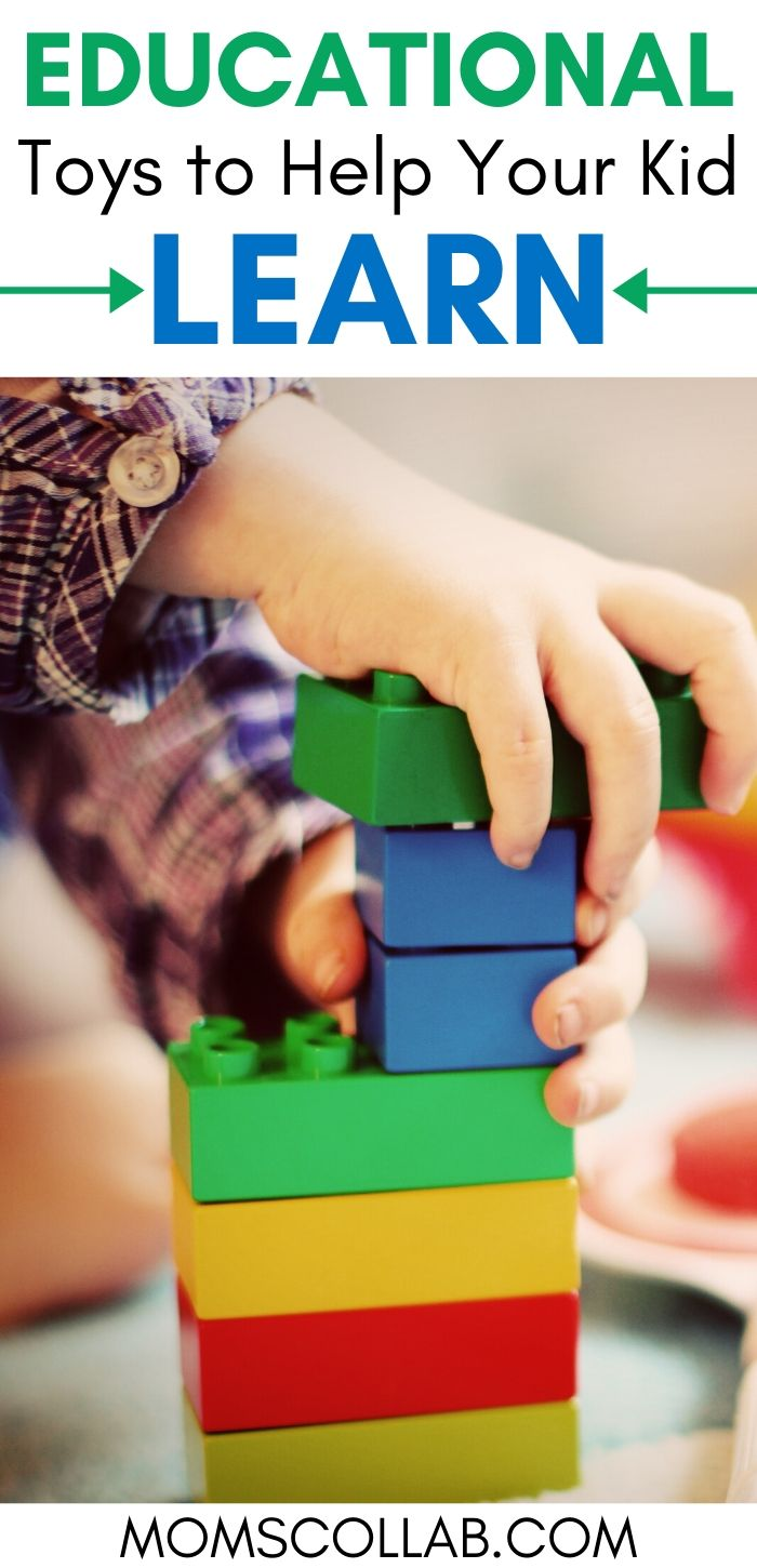 Educational Toys to Help Your Kid Learn