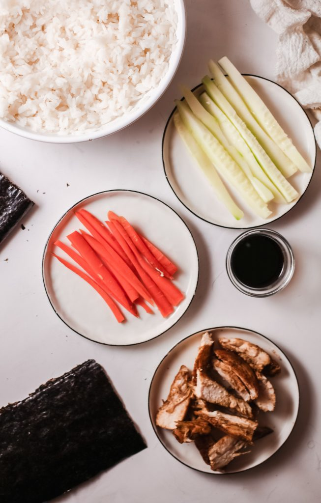 How to Make Sushi for Kids