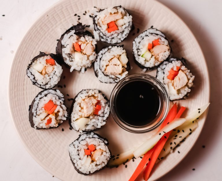 How to Make Sushi for Kids (Step-by-Step Process with Pictures)